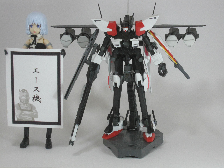 フラッグ改強襲型01