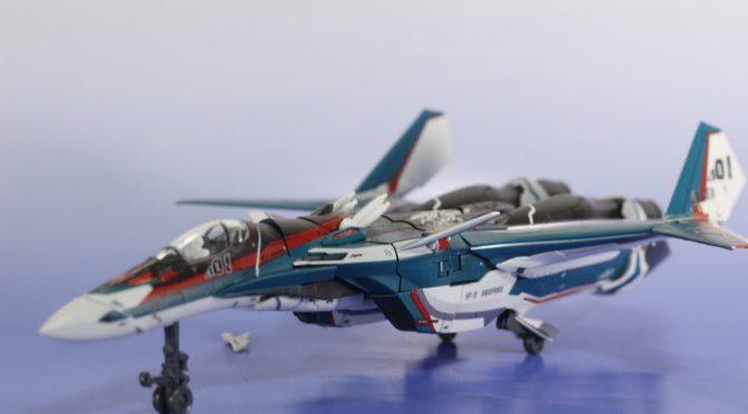 1/72 VF-31S ジークフリード(アラド・メルダース機) サンプル素組レビュー