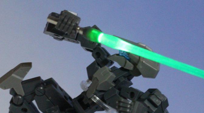 MSG ギミックユニット LEDソード コトブキヤ サンプルレビュー