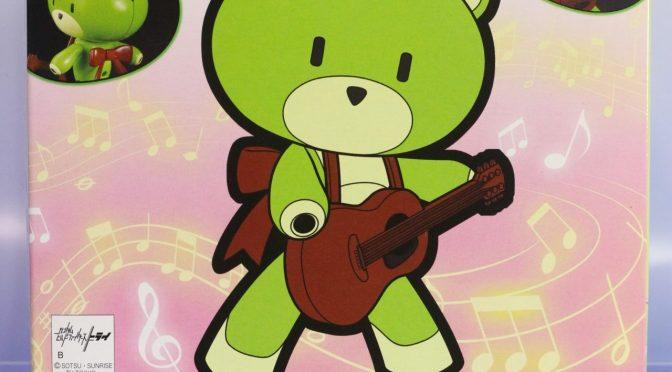 HGPG 1/144 プチッガイ サーフグリーン&ギター サンプル内容紹介レビュー