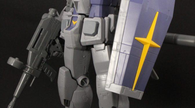 MGRX78-3 G-3ガンダム ver.ONE YEAR WAR 0079 キャラホビ2008限定版 紹介