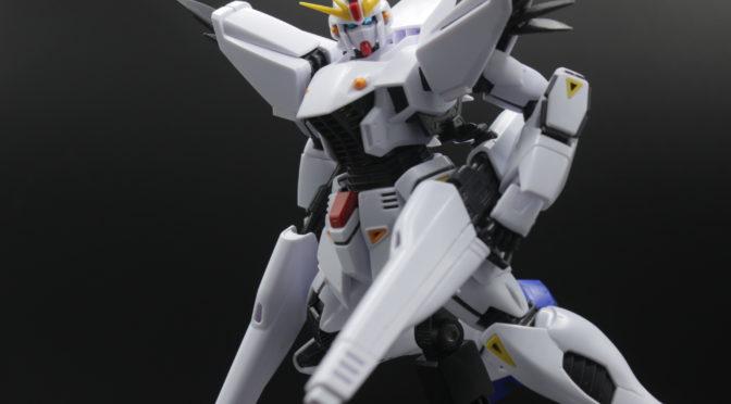 MG ガンダムF91 Ver.2.0 ORIGINAL PLAN Ver.  富野由悠季の世界 素組 組立代行
