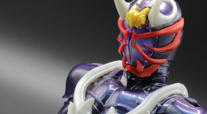 Figure-rise Standard 仮面ライダー響鬼 サンプル素組レビュー
