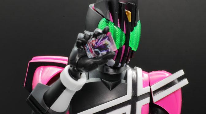Figure-rise Standard 仮面ライダーディケイド 素組レビュー サンプル